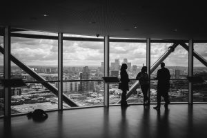 Comunicaciones con clientes de gran entidad bancaria